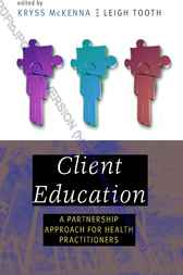 Client Education by Kryss McKenna