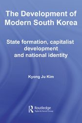 Development of Modern South Korea