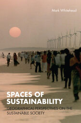 Spaces of Sustainability by Mark Whitehead