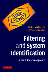 Filtering and System Identification by Michel Verhaegen