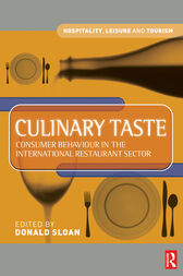 Culinary Taste by Donald Sloan