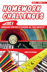 Homework Challenges - Book 1 by Chris Stevenson