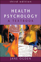 Health Psychology by Jane Ogden