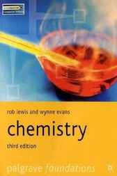 Chemistry by Rob Lewis