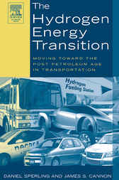 The Hydrogen Energy Transition by Daniel Sperling