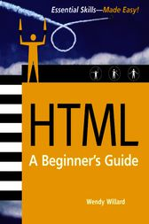 HTML: A Beginner's Guide, Second Edition