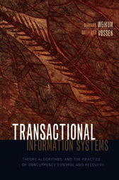 Transactional Information Systems by Gerhard Weikum