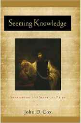 Seeming Knowledge by John D. Cox