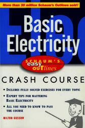 Schaum's Easy Outline of Basic Electricity by Milton Gussow