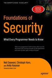 Foundations of Security by N. Daswani