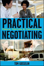 Practical Negotiating by Tom Gosselin