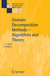 Domain Decomposition Methods