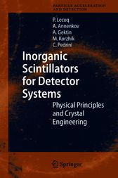 Inorganic Scintillators for Detector Systems by Paul Lecoq