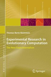 Experimental Research in Evolutionary Computation by Thomas Bartz-Beielstein