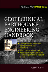 Geotechnical Earthquake Engineering Handbook by Robert Day