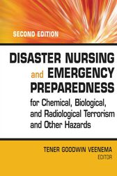 Disaster Nursing by Tener Goodwin Veenema