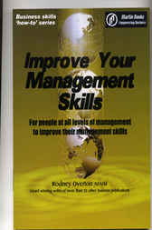 Improve Your Management Skills