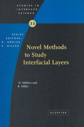 Novel Methods to Study Interfacial Layers by D. Moebius