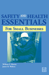 Safety and Health Essentials by William Martin