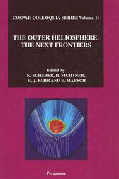 The Outer Heliosphere: The Next Frontiers by E. Marsch