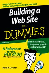 Buy building a web site for dummies mac