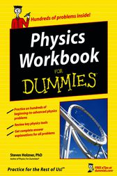 Physics Workbook For Dummies by Steve Holzner