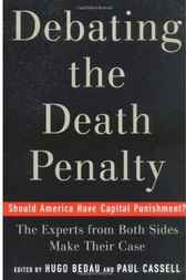 Debating the Death Penalty by Hugo Adam Bedau
