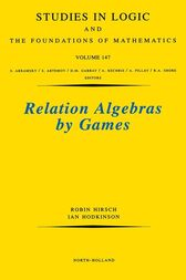 Relation Algebras by Games by R. Hirsch