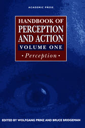 Handbook of Perception and Action by Wolfgang Prinz