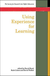 Using Experience for Learning by David Boud