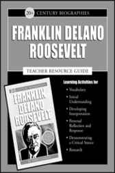 Franklin Delano Roosevelt TRG by Kent Publishing