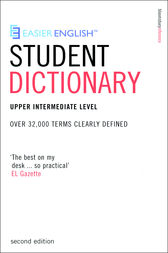 Easier English Student Dictionary by Bloomsbury Publishing