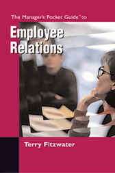 The Managers Pocket Guide to Employee Relations by Terry Fitzwater