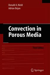 Convection in Porous Media by D.A. Nield