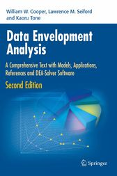Data Envelopment Analysis by William W. Cooper