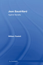 Jean Baudrillard by William Pawlett