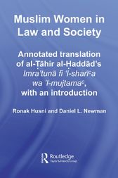 Muslim Women in Law and Society by Ronak Husni