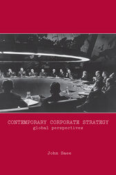 Contemporary Corporate Strategy by John Saee
