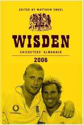 Wisden Cricketer's Almanack 2006 by Matthew Engel