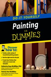 Painting Do-It-Yourself For Dummies by Katharine Kaye McMillan