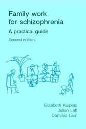 Family Work for Schizophrenia by Julian Leff