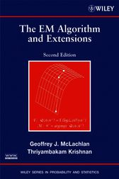 The EM Algorithm and Extensions by Geoffrey McLachlan