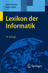 Lexikon der Informatik (German Edition)