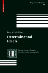 Determinantal Ideals by Rosa Maria Miro-Roig
