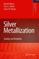 Silver Metallization