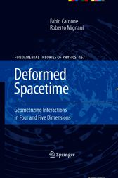 Deformed Spacetime by Fabio Cardone