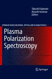 Plasma Polarization Spectroscopy