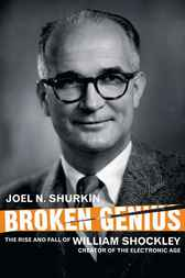 Broken Genius by J. Shurkin