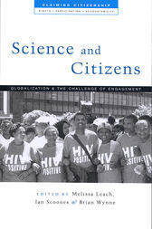 Science and Citizens by Melissa Leach