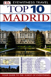 Top 10 Madrid by DK Publishing